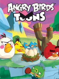 愤怒的小鸟动画版第2季图片