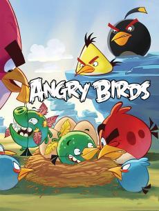 愤怒的小鸟动画版第3季图片